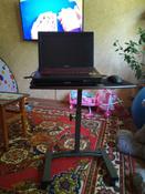 Столик/подставка для ноутбука UniStor на колёсиках, 60х40х84 см #5, Алексей Т.