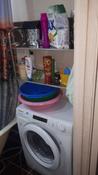 Полка для стиральной машины Gromell DENNA #6, Светлана Ш.
