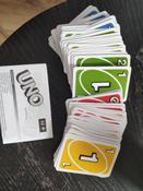 Игра карточная Games UNO 112 карт в дисплее  W2087 #1, Марина К.