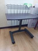 Столик/подставка для ноутбука UniStor на колёсиках, 60х40х84 см #8, Вера Р.