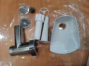 Мясорубка электрическая Bosch MFW3X10W белый #6, Кристине