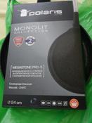 Сковорода для блинов Polaris Monolit-24PC, 24 см #3, Наталья В.