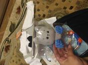 Игрушка для самых маленьких, погремушка-колечко, Котёнок Кекс, Мякиши #7, Елена Х.
