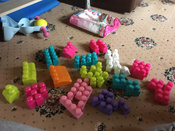 Mega Bloks First Builders Конструктор DCH54 #3, Малькова Марина