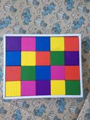Кубики цветные Томик 20 шт. #9, Виданова Кристина