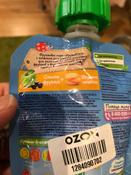 Фрутоняня пюре яблоко, черника печенье с 6 месяцев, 90 г #20, Виктория А.