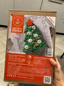 СДЕЛАЙ БОКС для торта Елочка (набор для выпечки), Домашняя Кухня #2, Дарья