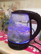 Электрический чайник Polaris PWK 1767CGL, фиолетовый #5, Наталья М.