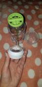 Стеклянная бутылочка Dr. Brown's с широким горлышком, антиколиковая, с силиконовой соской, 270 мл #11, Егорцева П.