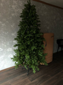 Искусственная Елка National Tree Company, Из ПВХ, 213 см #2, Алина Б.
