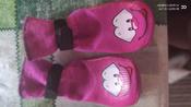 Носки для собак БАРБОСки с высоким латексным покрытием, фиолетовый, размер 1 #3, Миклашевская Лариса Ивановна