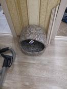 Мягкий домик Лежанка для собак эстрада № 2 огурцы 44 х 40 х 36 см #1, Людмила Б.