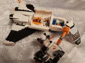 Конструктор LEGO City Space Port 60226 Шаттл для исследований Марса #9, Дмитрий М.