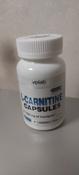 Карнитин (L-карнитин) VPLab L-Carnitine Capsules 90 капсул #13, Екатерина Я.
