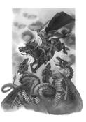 Сказания о богатырях. Предания Руси (с крупными буквами, ил. И. Беличенко)   Нет автора #3, Editor