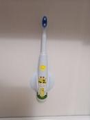 Электрическая зубная щетка Homberg HB14001 , голубой #1, Светлана З.