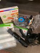 Погружной блендер Bosch ErgoMixx MS6CB61V5 с функцией вакуумирования, черный #11, Ольга П.