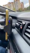 Быстрое беспроводное автомобильное зарядное устройство / роботизированный держатель Skyway Race-X #3, Tarzan_Army