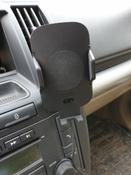 Быстрое беспроводное автомобильное зарядное устройство / роботизированный держатель Skyway Race-X #9, Олег Г.