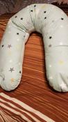 Подушка для кормящих и беременных ROXY-KIDS АRT002-1 , 35x170  #3, Елена С.