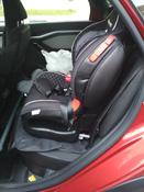 Накидка защитная под детское автокресло Comfort Address, с высокой спинкой #3, Максим N.