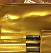 Magruss Профессиональный набор кистей для макияжа (7шт + чехол) #1, Ольга А.