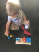 Краснокамская игрушка Набор строительных деталей Геометрик #11, Анна К.