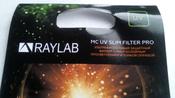 Фильтр защитный ультрафиолетовый RayLab UV MC Slim Pro 67mm #3, Сергей Ч.