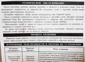 Мини-печь Кедр ШЖ-0,625/220, красный #1, Андрей О.