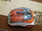 Бытовой пылесос Thomas DryBox + AquaBox Cat & Dog, оранжевый, белый #9, Виктор М.