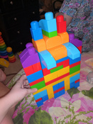 Mega Bloks First Builders Конструктор DCH63 #12, Корнева Н.