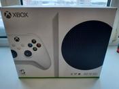 Игровая консоль Microsoft Xbox Series S, белый #9, Виктор М.