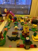 Конструктор LEGO Classic 10701 Строительная пластина серого цвета #14, Станислав Ж.