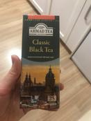 Ahmad Tea Classic черный чай в пакетиках, 25 шт #7, Дарья П.