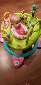 Детские ходунки Nuovita Gioco (Verde rosa/Зелено-розовый) #7, Олеся В.