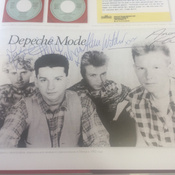Depeche Mode. Монумент   Бурмейстер Деннис, Ланге Саша #8, Олег