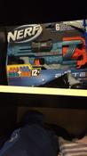 Бластер Nerf E2.0 Коммандер, E9485EU4 #6, Сатарова К.
