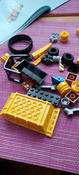 Конструктор LEGO City Great Vehicles 60252 Строительный бульдозер #6, Киреева Алина