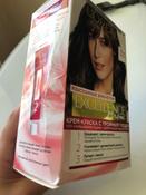 L'Oreal Paris Стойкая крем-краска для волос  Excellence, оттенок 4.00, Каштановый #7, Анна С.