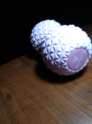 Массажный ролик Bodyboss GRANULA TWIN BALL / Розовый / 16х9 см / Двойной / Мячики массажные / Массажный мяч #2, Надежда Ф.