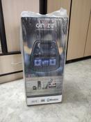 Музыкальный центр Ginzzu GM-208 с функцией Bluetooth v4.2, 50Вт, USB-flash, microSD, FM-радио, пульт ДУ, эквалайзер, КАРАОКЕ, динамическая LED подсветка динамиков #15, Юлия Р.