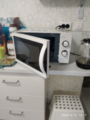 Микроволновая печь Vekta MS720BHW, белый #6, Титов Сергей