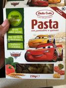 Dalla Costa Disney Фигурные Тачки со шпинатом и томатами, 250 г #2, Анна Корнилова