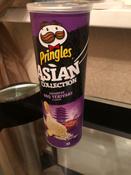 Чипсы Pringles Asian Collection, рисовые, со вкусом соуса барбекю терияки по-японски, 160 г #3, Яна К.