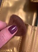 Magruss Профессиональный набор кистей для макияжа (7шт + чехол) #14, Ольга