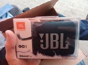 Портативная акустическая система JBL Go 3, синий #15, Артем Н.