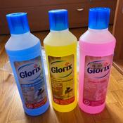Средство для мытья пола 3в1 Glorix Весеннее пробуждение, 1 л #2, Мэгги Ш.