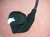 Бинт боксерский Adidas Boxing Crepe Bandage, черный, 3,5 м #2, Виктор М.