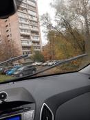"""Щетка стеклоочистителя """"Denso"""", гибридная, 60 см, 1 шт #15, Ольга К."""