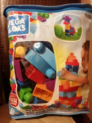 Mega Bloks First Builders Конструктор Big Builder Bag #13, Дарья О.
